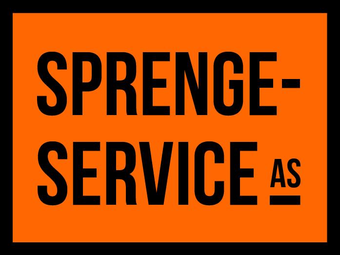 Sprengeservice logo